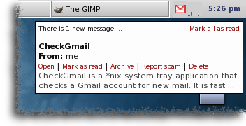 check gmail